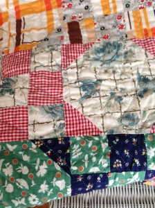 My favourite block in this quilt.
