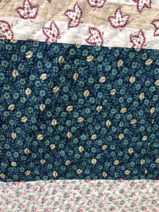 Fabrics Make the Quilt!