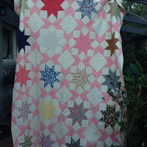 Traveler's Rest Star Quilt