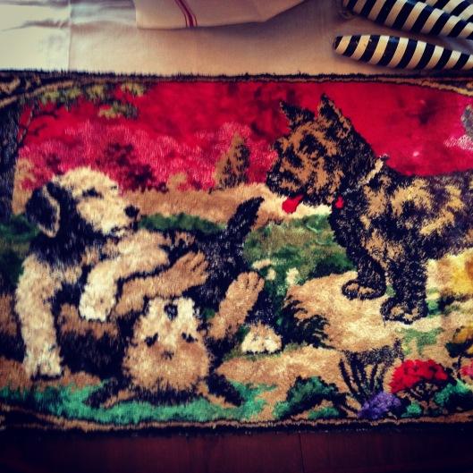 Cute Vintage Rug