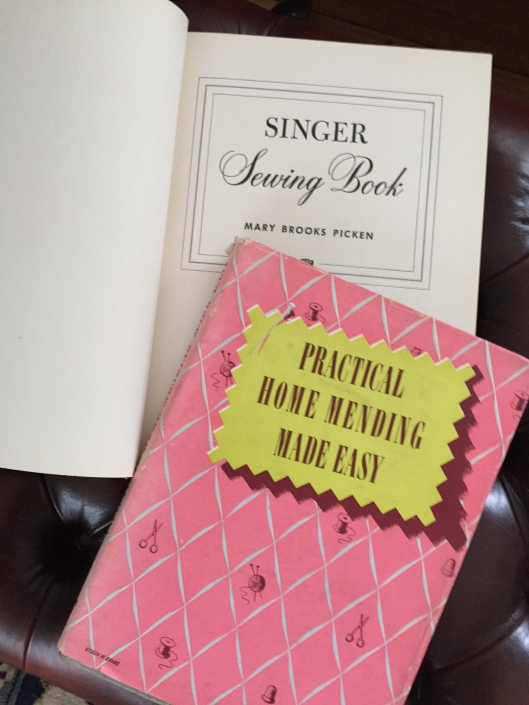 The Singer Sewing Book by Mary Brooks Picken publs. 1949
